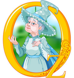 Good witch north vector