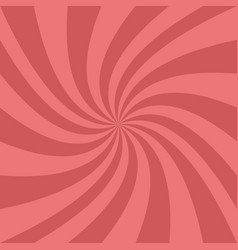 spiral background - from spun rays vector image