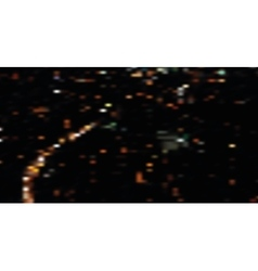 Blurred night city landscape vector