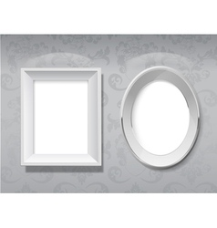 picture frames vector image