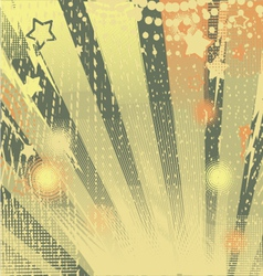 Abstract background vintage vector