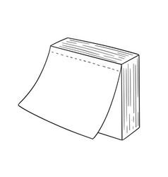 Memo note vector