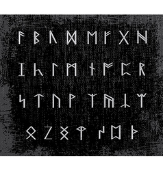 Runes vector