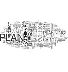what do you want to achieve in text word cloud vector image vector image
