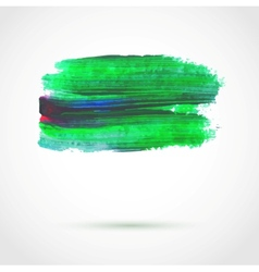 Abstract background with artistic colorful paint vector