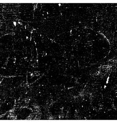 Dark distressed paint texture vector