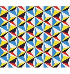 Diagonal Movement Seamless Geometric vector image