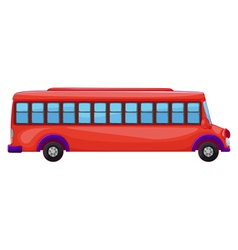 a bus vector image