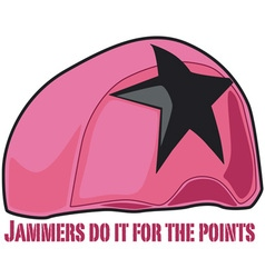 Jammers for Points vector image vector image