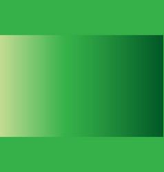 Abstract green gradient texture background vector
