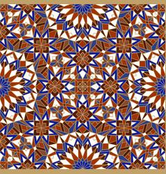 Morrocan pattern vector