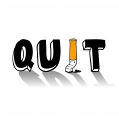Quit smoking vector