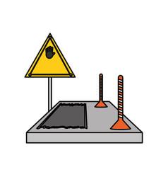 Signal construction vector