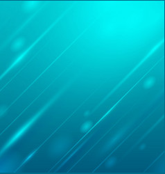 abstract blue background with lighting vector image