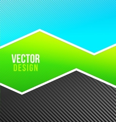 Modern design background vector image vector image