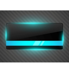 abstract black background with light vector image vector image
