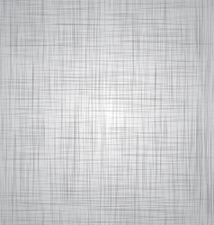 Seamless Gray Cloth Texture vector image vector image