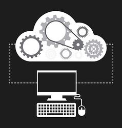 computer design vector image