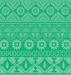 magenta native american ethnic pattern vector image