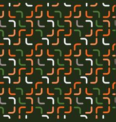 Simple stick pattern vector