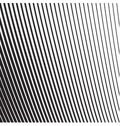 halftone radial pattern background striped lines vector image