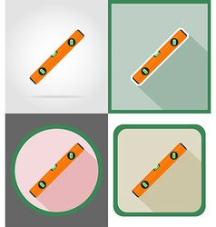 repair tools flat icons 16 vector image vector image