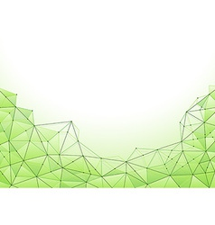 Abstract Mesh Background vector image vector image