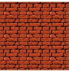Brick wall texture Eps8 vector