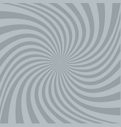 Spiral abstract background - graphic from vector