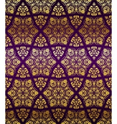 Islamic seamless pattern vector image vector image