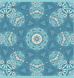 abstract light blue handdrawn background vector image