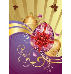Decorative Easter Background5 vector
