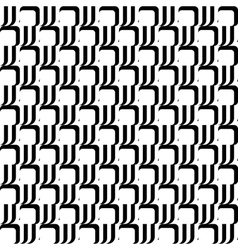 Design seamless abstract diagonal pattern vector image