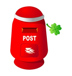 Icon letterbox vector