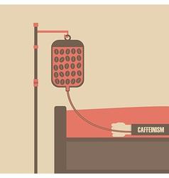 146caffeinism vector image
