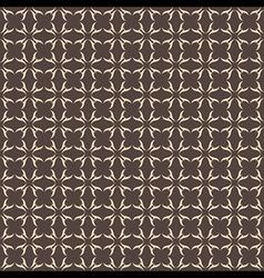 grey design in black background vector image vector image