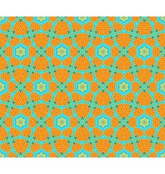 ethnic modern geometric seamless pattern vector image vector image