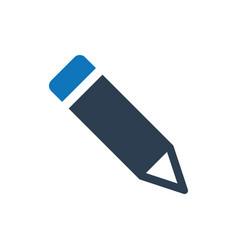 Write copywriting edit icon vector