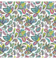 Hot Summer Indian Pattern vector image