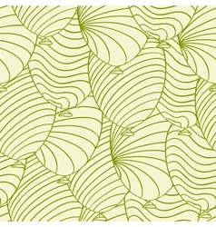 hand drawn balloons vector image
