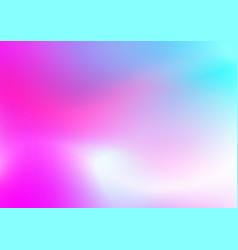 abstract blurred smooth gradient background vector image