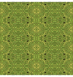 green grid vector image