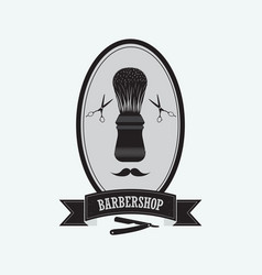 Shave and a haircut vector