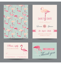 Invitation-Congratulation Card Set vector