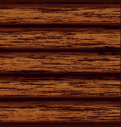 Wooden plank surface background vector