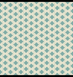 abstract link design pattern background vector image vector image