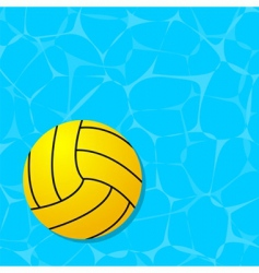 sport ball floating vector image