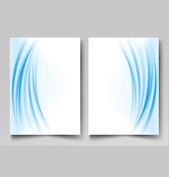 Brochure templateannual reportflyersmagazine vector