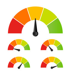Creative of rating customer vector