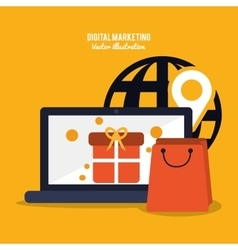 Payment and ecommerce design vector